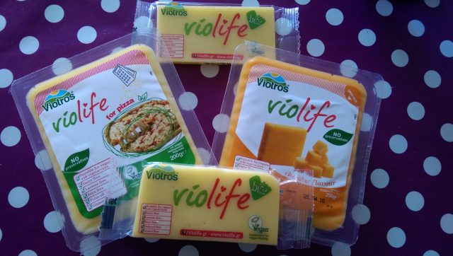 Violife Dairy Free Cheese Range