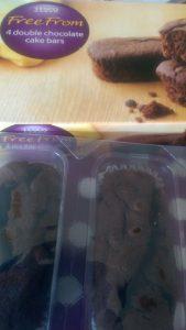 Double Chocolate Cake Bars