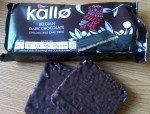 Kallo Belgian Dark Chocolate Rice Cakes Ingredients