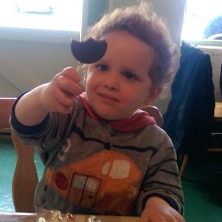 Kinnerton Chocolate Lolly