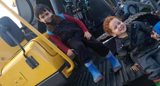 At the Ploughing