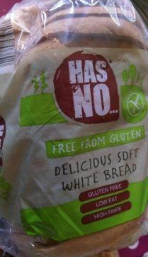 Has No White Bread