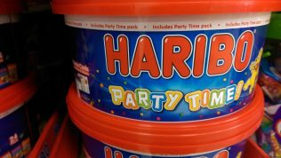haribo party time