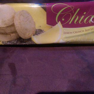 Chia Lemon Crunch