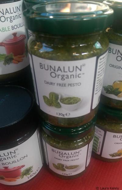 Bunalun Organic Dairy Free Pesto