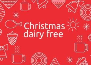 dairy free Christmas