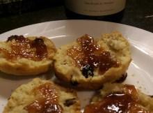 scones and jam