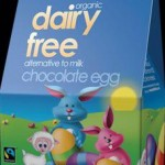 Plamil dairy free alternative to milk chocolate egg