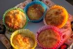 zingy lemon muffins