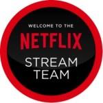 netflix stream team badge