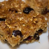 Pick and Choose Flapjacks
