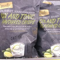 Gin and Tonic Crisps