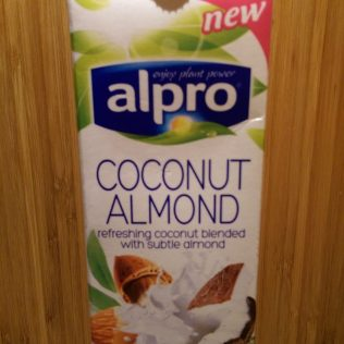 Alpro Coconut & Almond Milk