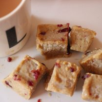 Pomegranate Halva