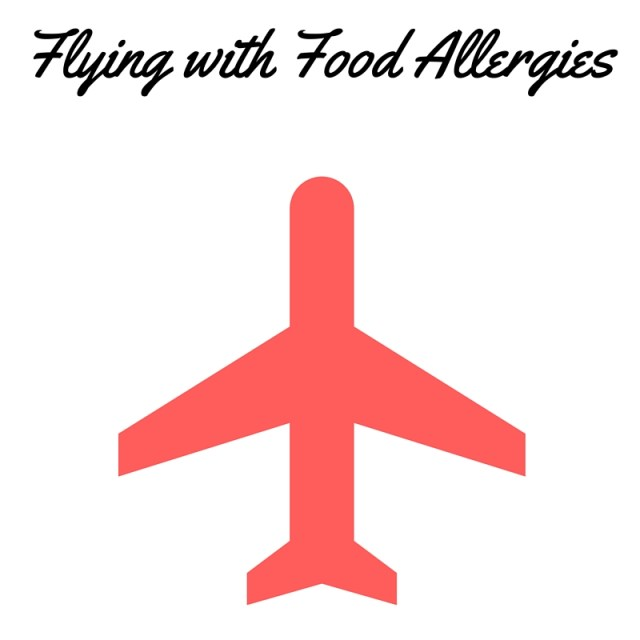 flying with food allergies