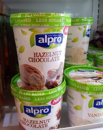 alpro hazelnut chocolate