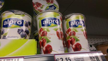 Alpro Cherry