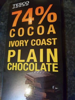 Ivory Coast Plain Chocolate