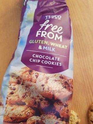 Choc Chip Cookies