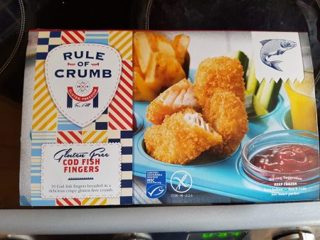 Rule of Crumb Fish Fingers