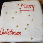 Traditional Christmas Cake - Dairy Free and Gluten Free