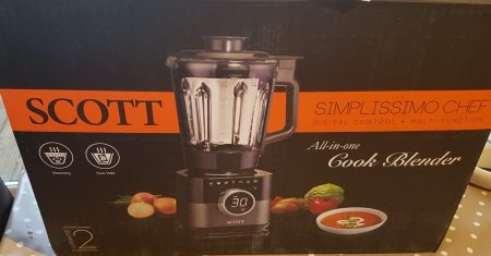 Scott Simplissimo All in One Blender