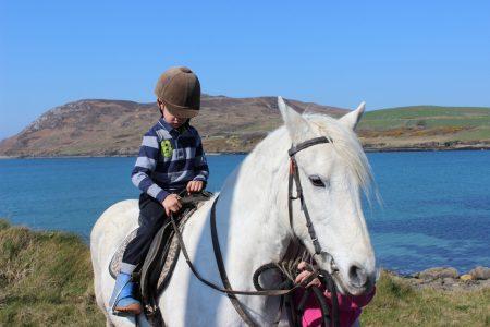 Horse Riding in Cleggan
