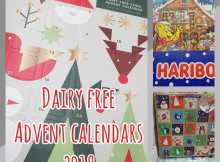Dairy Free Advent Calendars 2019