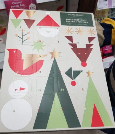 Advent Calendar Holland and Barret