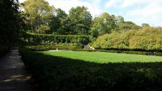 Central Park Conservatory Gardens - Italian garden