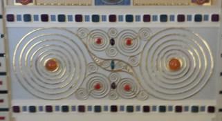 Oriental Room Ceiling