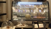 Simply Raw Bakery Dessert Display Case