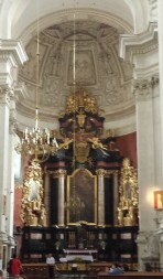 Church of Saints Peter and Paul Altar