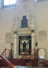 Isaak Synagogue Bema or Altar