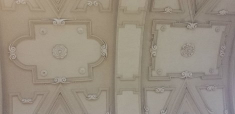 Isaak Synagogue Ceiling Details