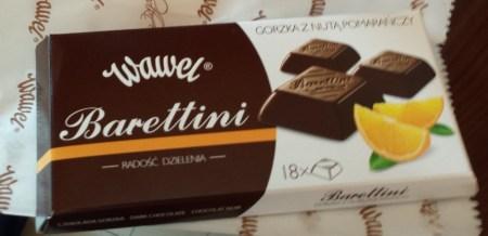 My Dairy Free Dessert - Dark Chocolate with Lemon