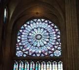 Notre Dame Western Rose Window