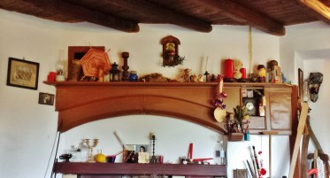 Over the Mantelpiece