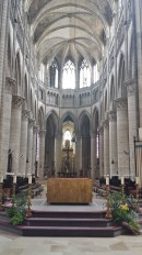 Rouen Cathedral Altar
