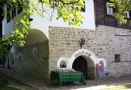 Konstantsalieva House Arbanassi