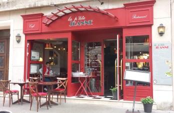 La P'tite Jeanne Cafe