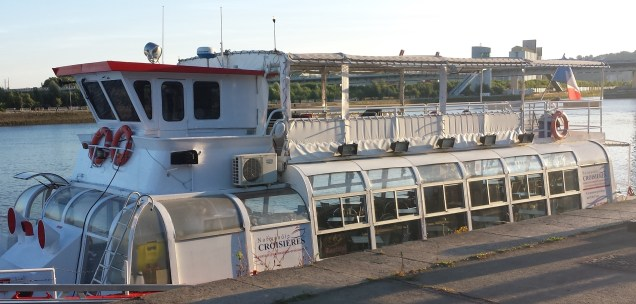 The Lutece - Our Cruise Ship