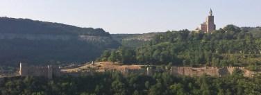 Tsarevets Hill Veliko Turnovo