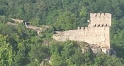 Veliko Turnovo Castle on Tsarevets Hill