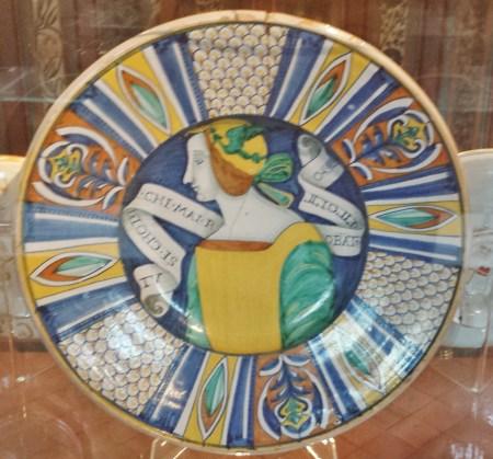 Deruta Original Plate