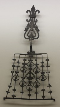 Victorian Wrought Iron Trivet