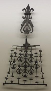 Victorian Wrought Iron Trivet