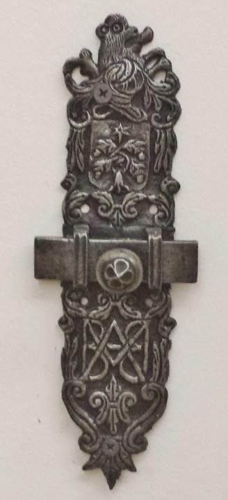 Wrought Iron Door Lock