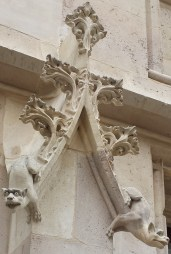 More Gargoyles at Palais de Justice