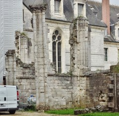 St. Wandrille Abbey Ruins